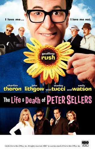 Life & Death Of Peter Sellers Theron Watson Rush Lithgow Clr Nr