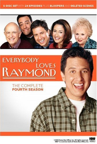 Everybody Loves Raymond Season 4 DVD