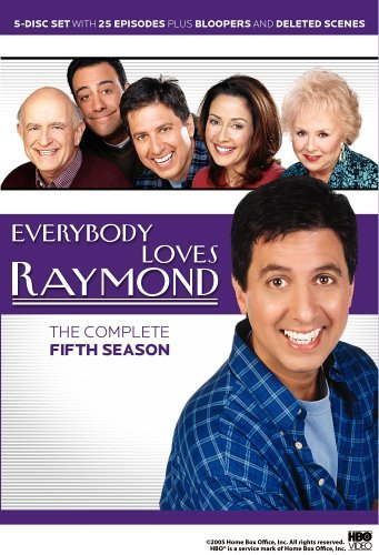 Everybody Loves Raymond Season 5 DVD Nr