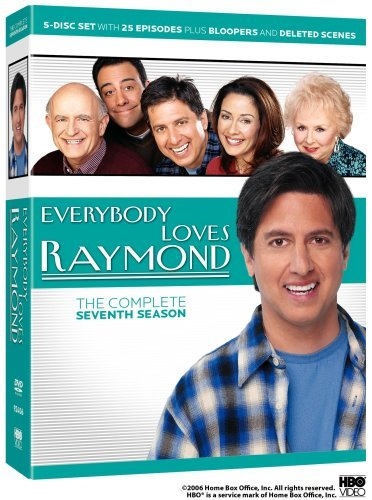 Everybody Loves Raymond Season 7 Clr Nr