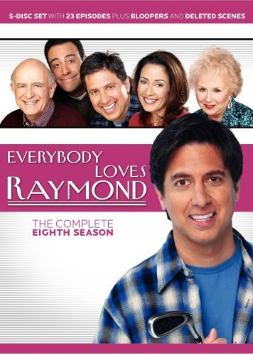 Everybody Loves Raymond Season 8 DVD Nr 5 DVD