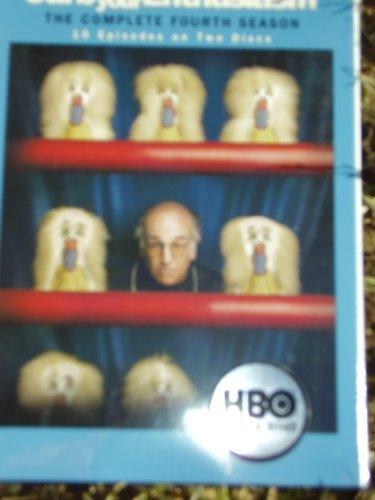 Curb Your Enthusiasm Season 4 DVD