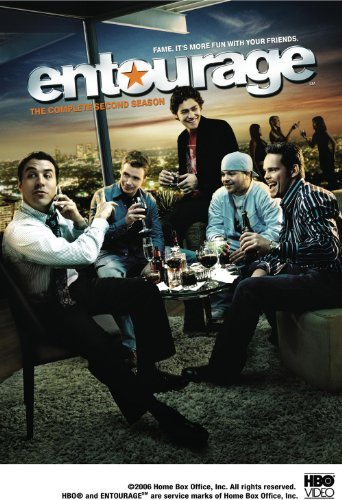 Entourage Season 2 DVD Nr