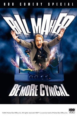 Bill Maher Be More Cynical Clr Nr