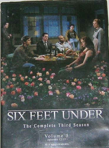 Six Feet Under Season 3 Vol. 5