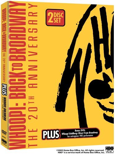 Whoopi Goldberg Whoopi_back On Broadway 20th A Clr Ws R 2 DVD