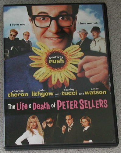 Life & Death Of Peter Sellers Theron Watson Rush Lithgow