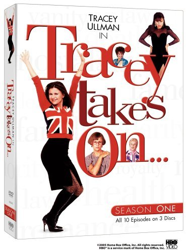 Tracey Takes On Season 1 Clr Nr 3 DVD