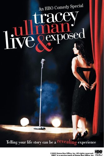 Tracey Ullman Live & Exposed Clr Nr