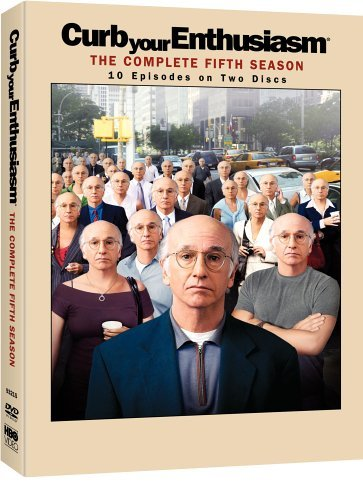 Curb Your Enthusiasm Season 5 DVD
