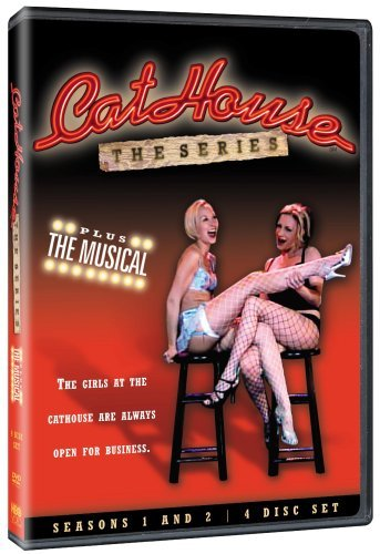 Cathouse The Series Cathouse The Series Nr 4 DVD