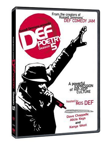 Def Poetry Season 5 Clr Nr 2 DVD