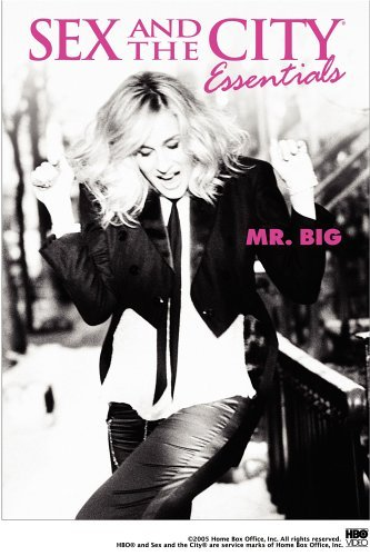 Sex & The City Essentials Mr. Big Clr Nr