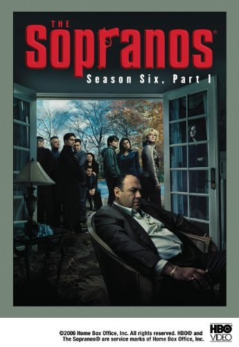 Sopranos Season 6 Part 1 DVD Nr