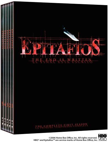 Epitafios Season 1 DVD Nr