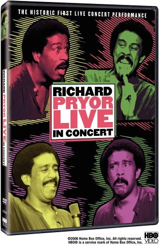 Pryor Richard Live In Concert Clr Ws Nr