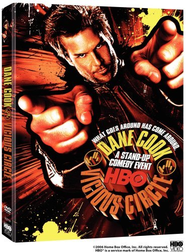 Dane Cook Vicious Circle Nr 2 DVD