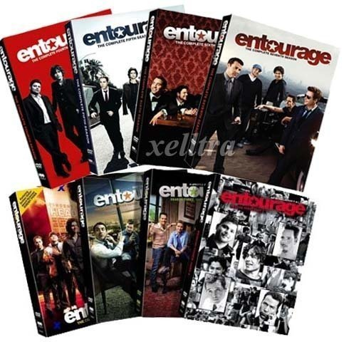 Entourage Season 3 Part 2 DVD Nr