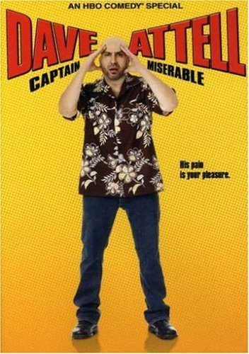 Dave Attell Captain Miserable Ws Nr