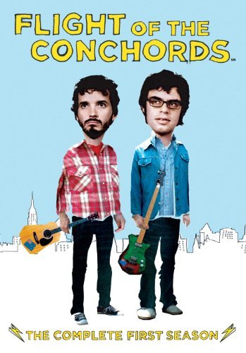 Flight Of The Conchords Flight Of The Conchords Seaso Ws Nr