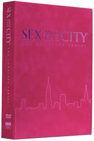 Sex & The City Complete Series Clr Nr