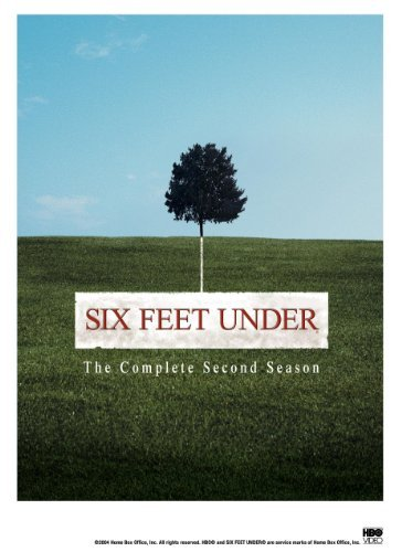 Six Feet Under Season 2 DVD Nr