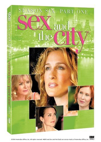 Sex & The City Season 6 Part 1 Clr Nr