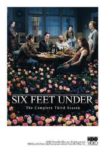 Six Feet Under Season 3 DVD Nr 5 DVD