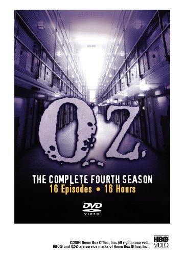 Oz Season 4 DVD