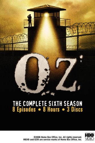 Oz Season 6 DVD Nr