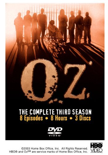 Oz Season 3 DVD