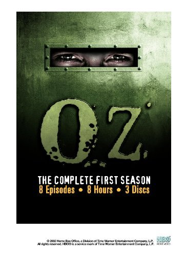 Oz Season 1 DVD