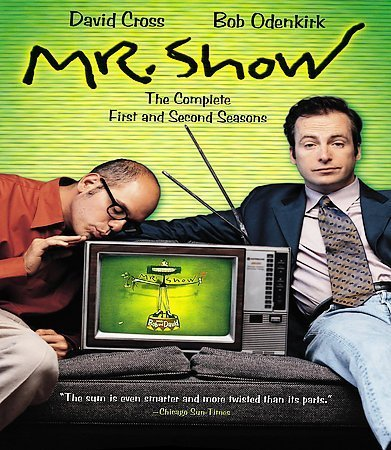 Mr. Show Season 1 2 DVD