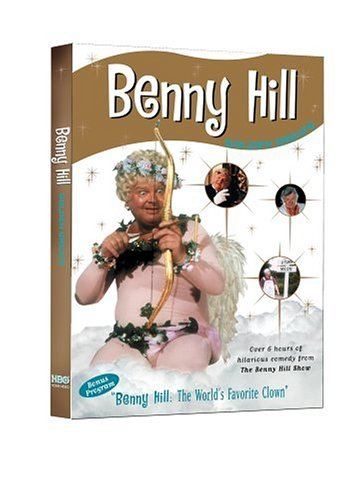Benny Hill Golden Greats DVD Nr 2 DVD