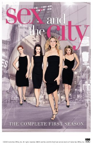 Sex & The City Season 1 Clr R 2 DVD