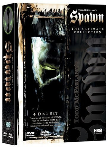 Spawn Ultimate Collection Clr Dss Mult Sub Adnr 4 DVD