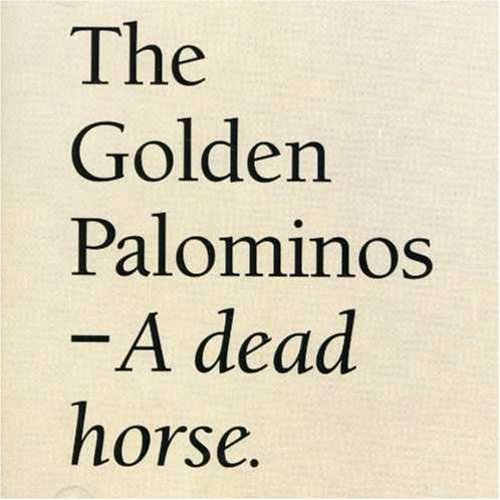 Golden Palominos Dead Horse