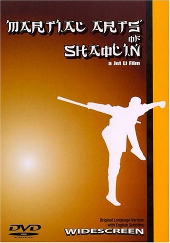 Martial Arts Of Shaolin Li Jet