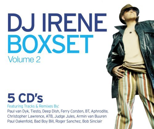 Dj Irene Vol. 2 Boxset Explicit Version 5 CD