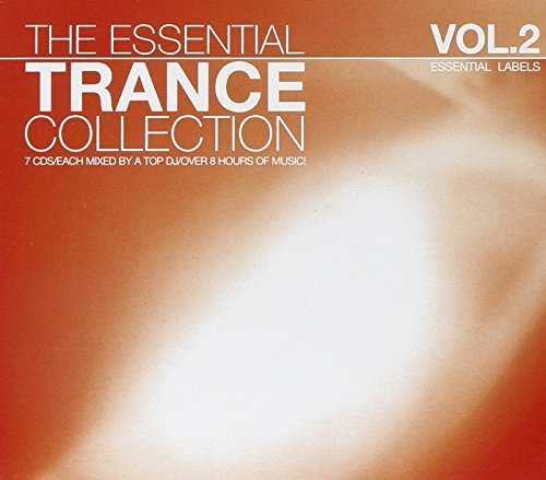 Essential Trance Collection Vol. 2 Essential Trance Collec Mara Sublime Red Devil M31 7 CD