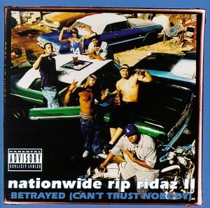 Crips Vol. 2 Nationwide Rip Ridaz Be Explicit Version Nationwide Rip Ridaz