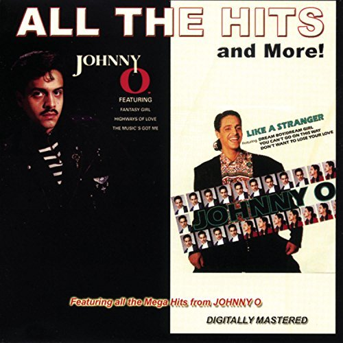 Johnny O All The Hits
