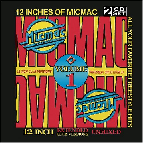 12 Inches Of Micmac Vol. 1 12 Inches Of Micmac 2 CD Set