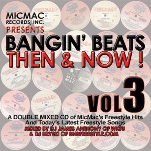 Bangin' Beats Then & Now Vol. 3 Bangin Beats Then & Now 2 CD Set
