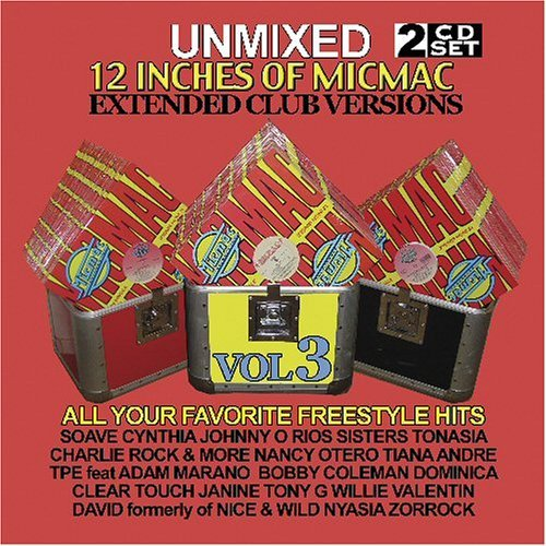 12 Inches Of Micmac Vol. 3 12 Inches Of Micmac 2 CD Set