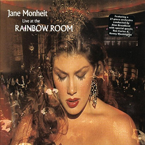 Jane Monheit Live At The Rainbow Room