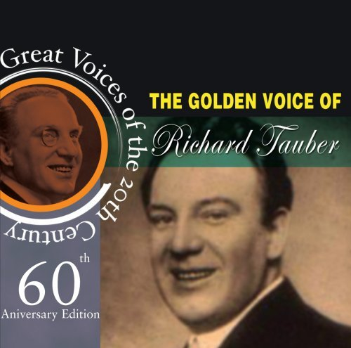 Richard Tauber Great Voices Of The 20th Centu