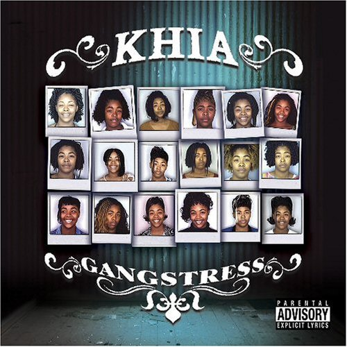 Khia Gangstress Explicit Version Incl. Bonus DVD