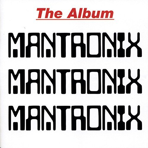 Mantronix Mantronix The Album