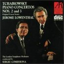 P.I. Tchaikovsky Con Pno 2 3 Lowenthal*jerome (pno) Comissiona London So